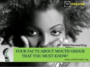 mouth odour