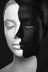 black beautiful medical poem