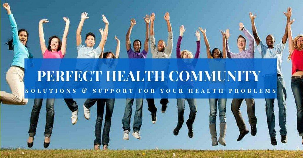 facebook health group