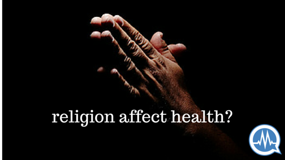 religion affect health
