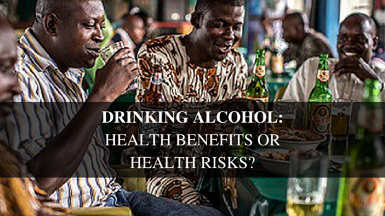 drinking alcohol health benefits