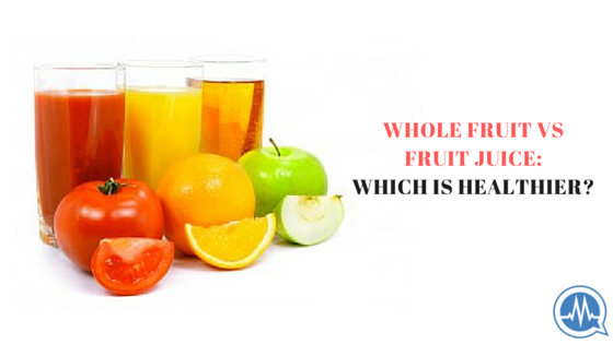 whole fruit versus fruit juice