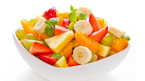 whole fruit versus fruit juice